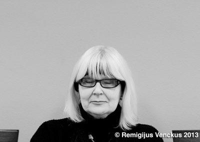МArija Cicirkiene Portrait - Portretas © Remigijus Venckus 2013