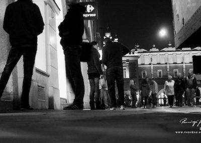Krokuvos dienorastis -Naktis Mieste nr.1 2013 10 06 - 12
