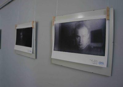 Remigijaus Venckaus parodos AMNEZIJA-LAIKAS-ERDVE-VIETA dokumentacija -6
