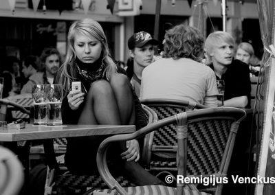 in Ryga Street's- © Remigijus Venckus 2006