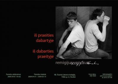 Dokumentinės fotografijos parodos 2009-2010